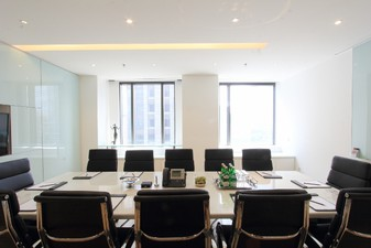 photo of IDX Executive Boardroom, Lt 17 di Indonesia Stock Exchange Tower 5 1