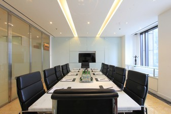 photo of IDX Executive Boardroom, Lt 17 di Indonesia Stock Exchange Tower 5 3
