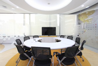 thumb-ruang-meeting-di-gambir-jakarta-pusat-pt-indosat-tbk-data-room,-lt-2-0