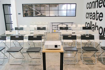 photo of Function Hall di Concrete Co-working Space 1 4