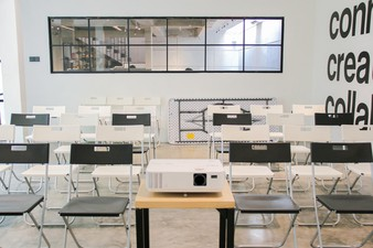 photo of Function Hall di Concrete Co-working Space 1 7