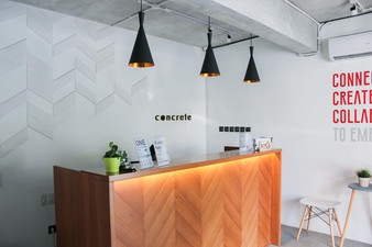 photo of Function Hall di Concrete Co-working Space 1 17