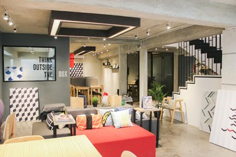 photo of Coworking space di Concrete Co-working Space 2 11