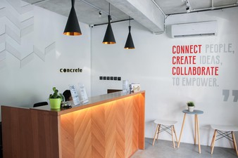 photo of Coworking space di Concrete Co-working Space 2 13