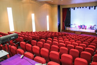 photo of Theatre Room di Raffles International Pondok Indah 4 6