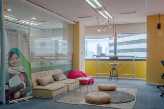 photo of Coworking space di International Financial Centre 4 3