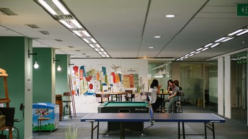 photo of Coworking space di International Financial Centre 4 4
