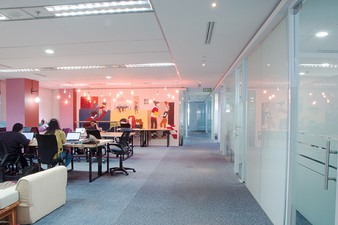 photo of Coworking space di International Financial Centre 4 11