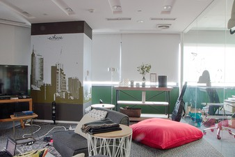 photo of Coworking space di International Financial Centre 4 13