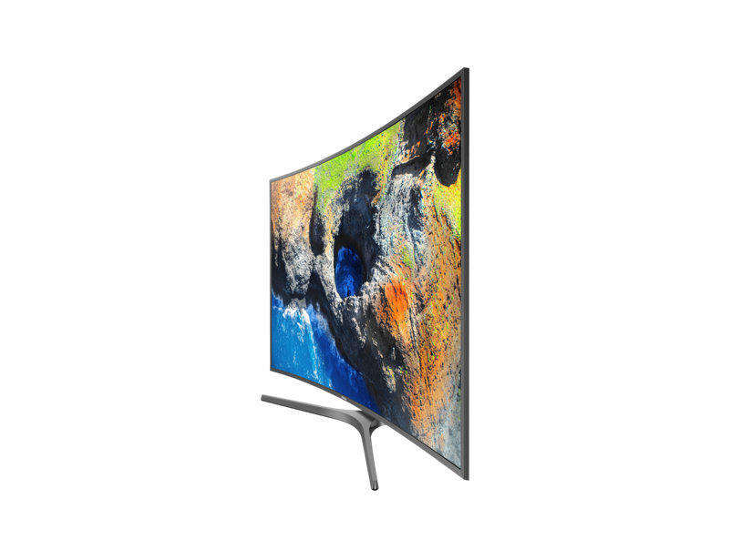 SAMSUNG 65 INCH CURVED TV
