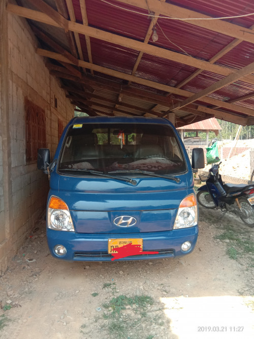 Find All New And Used Hyundai Porter Ii Trucks For Sale In Lao