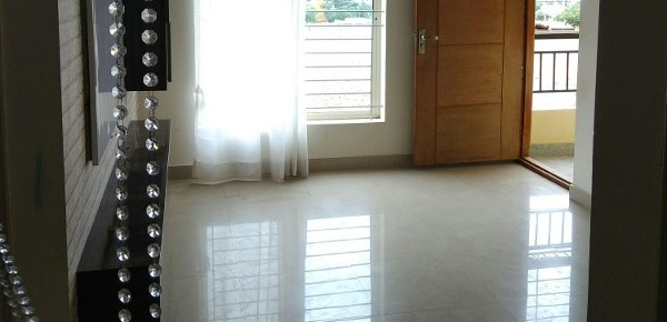 3 BHK Flat for Rent in Reliable Green Field Apartments, Kudlu - Photo 0