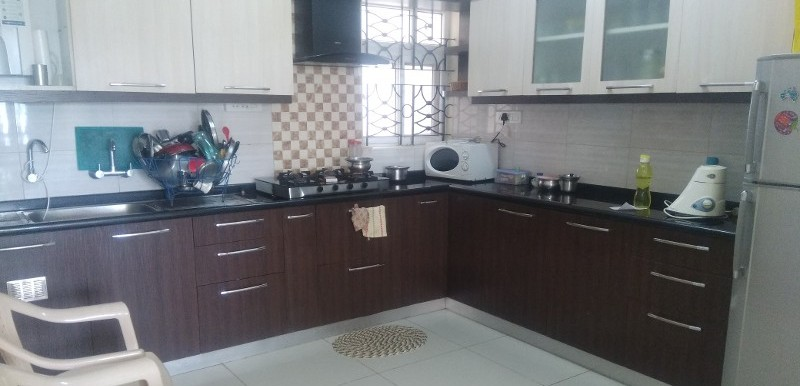 2 BHK Flat for Rent in Windsor Four Season, Bannerghatta Road - Photo 0