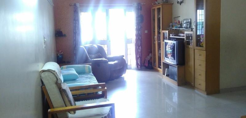 2 BHK Flat for Rent in Mantri Paradise, Bilekahalli - Photo 0