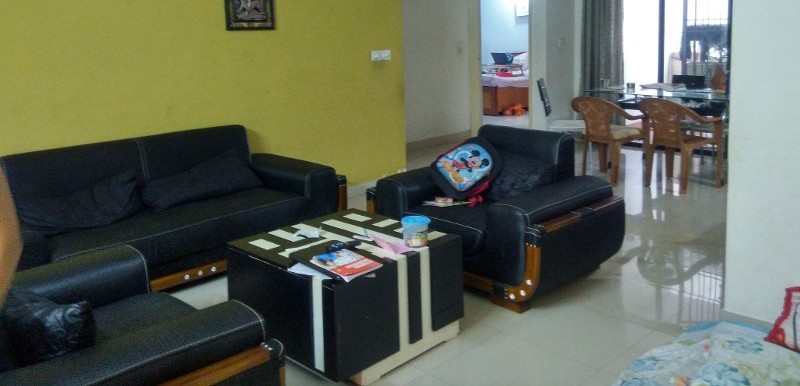 2 BHK Flat for Rent in SJR Redwood, HSR Layout - Photo 0