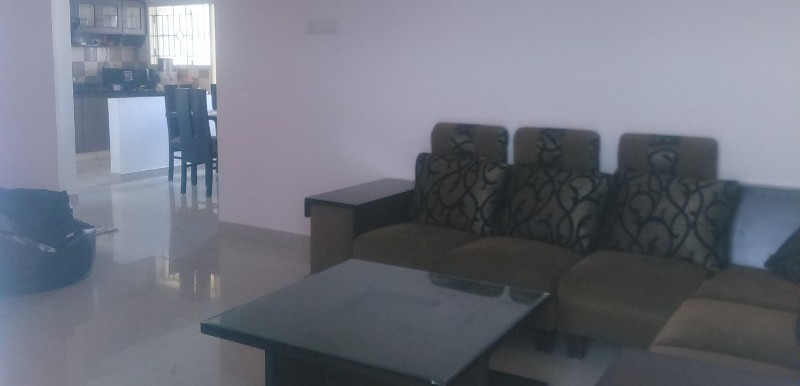 2 BHK Flat for Rent in Mahaveer Regal, Hoodi - Photo 0