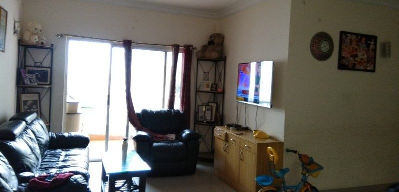 3 BHK Flat for Rent in IDEB Springfields, Sarjapura Road - Photo 0