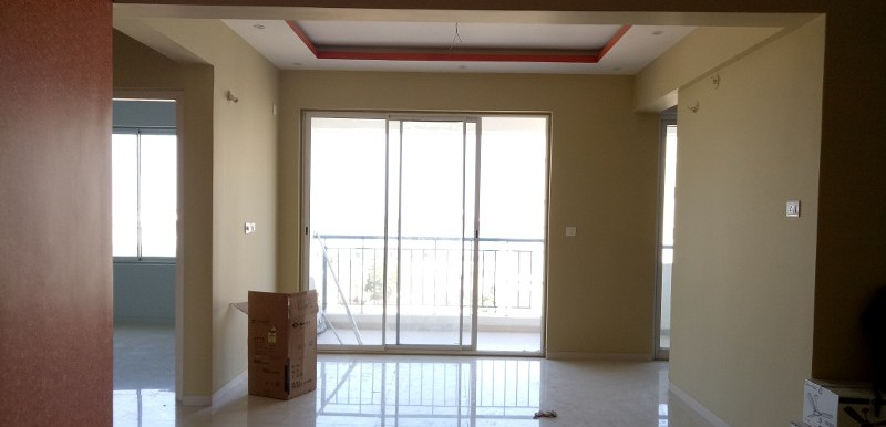3 BHK Flat for Rent in Fortius Waterscape, KR Puram - Photo 0