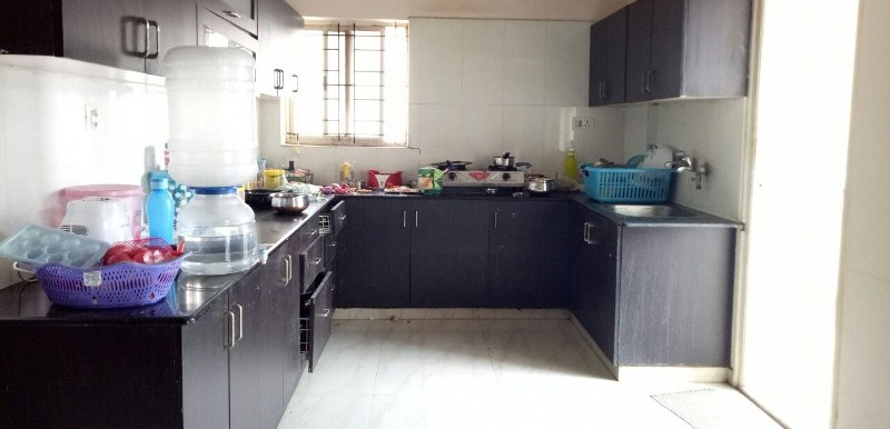 3 BHK Flat for Rent in DSR Green Vista, Whitefield - Photo 0