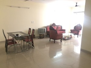 3 BHK Flat for Rent in Salarpuria Symphony, Electronic city | Picture - 1