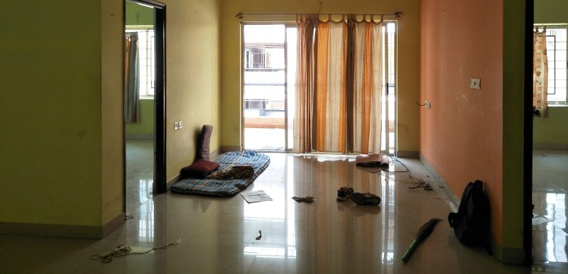 3 BHK Flat for Rent in Paramount Raghavendra Akash, Electronic City - Photo 0