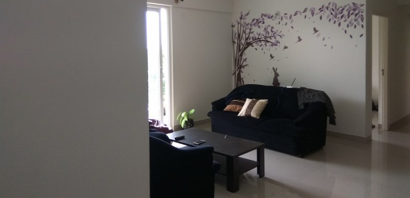 2 BHK Flat for Rent in MRKR Mera Homes, Seegaehalli - Photo 0