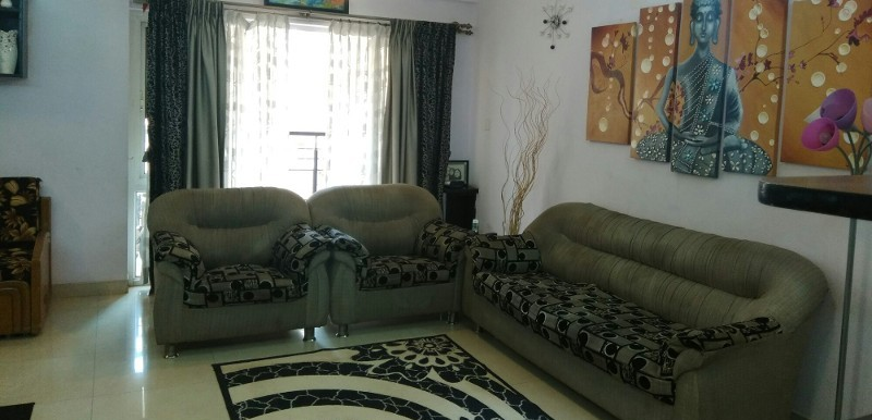 3 BHK Flat for Rent in Shriram Samruddhi, Whitefield - Photo 0