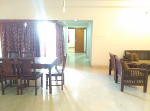 3 BHK Flat for Rent in Windmills Of Your Mind, Whitefield | Picture - 4