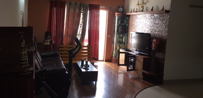3 BHK Flat for Rent in Purva Fountain Square, Marathahalli - Photo 0