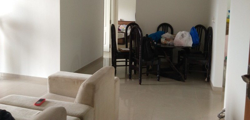 2 BHK Flat for Rent in Orchid Woods, Hennur Road - Photo 0