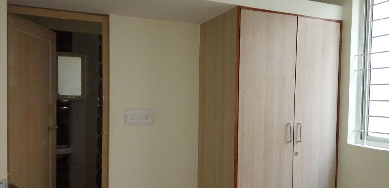 1 BHK Flat for Rent in Sai Krupa Residency, Bilekahalli - Photo 0