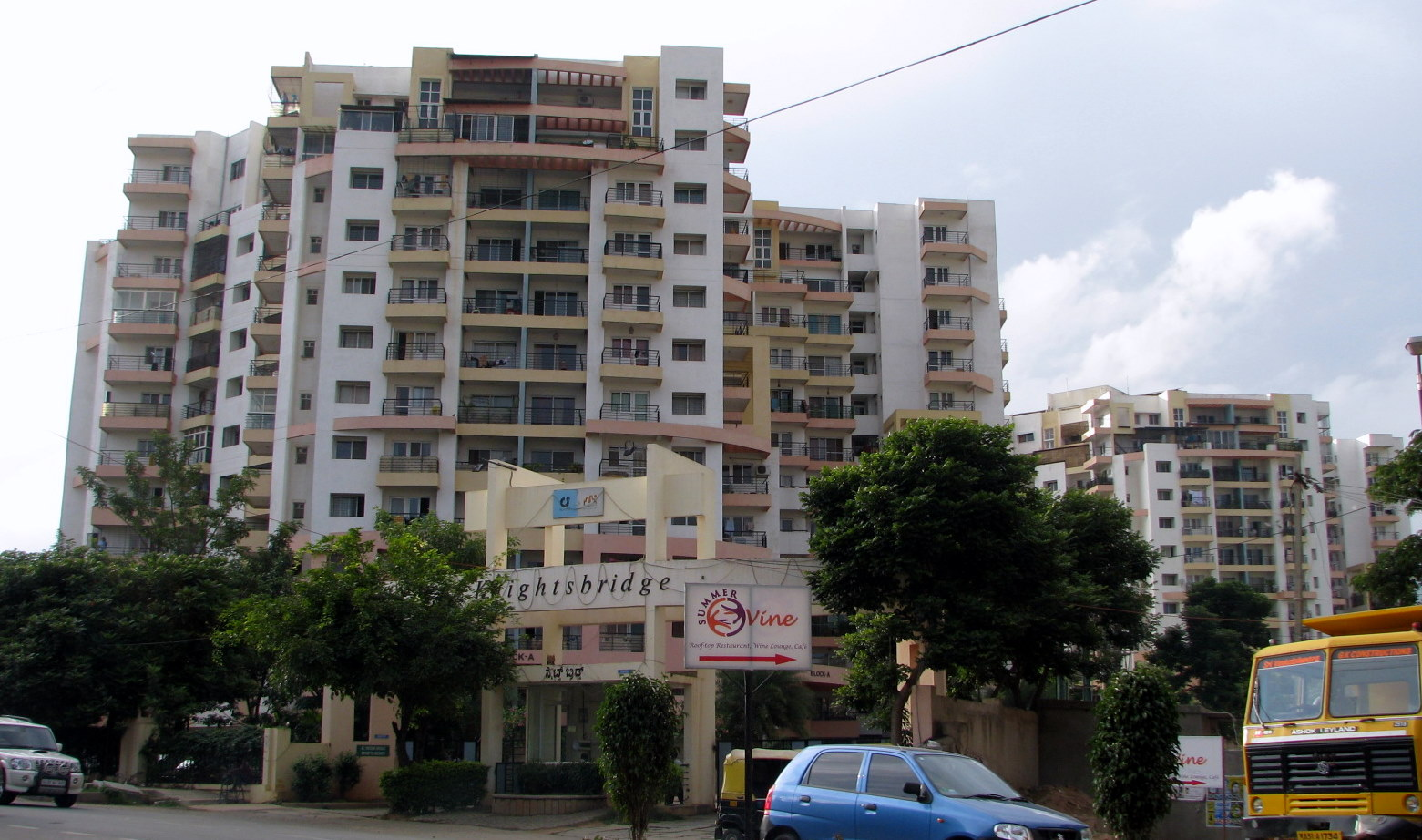 2 BHK Flat For Rent In Citilights Knightsbridge, Brookefield, Bangalore |  Zenify.in