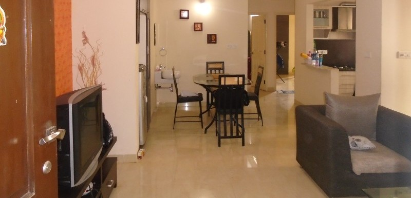 2 BHK Flat for Rent in BSR Mantraalaya, HSR Layout - Photo 0
