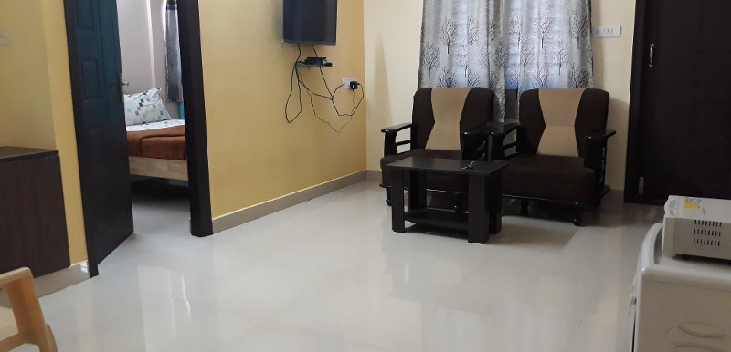2 BHK Flat for Rent in Indhralaya, Hennur - Photo 0