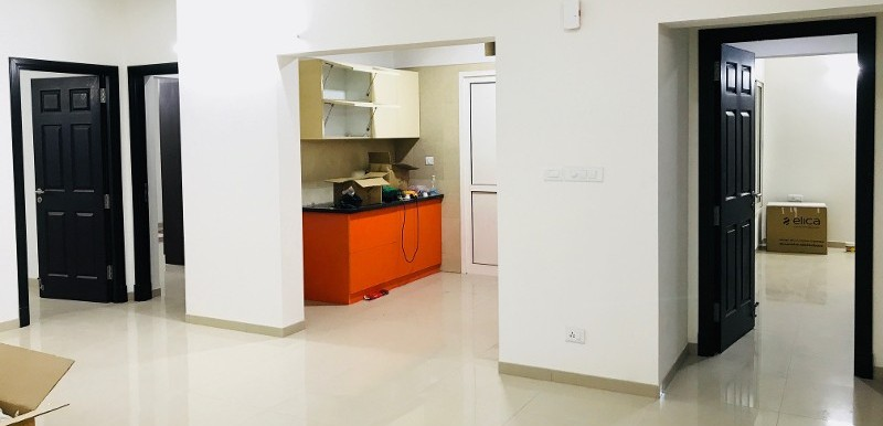 3 BHK Flat for Rent in Sobha City, Thanisandra Road - Photo 0