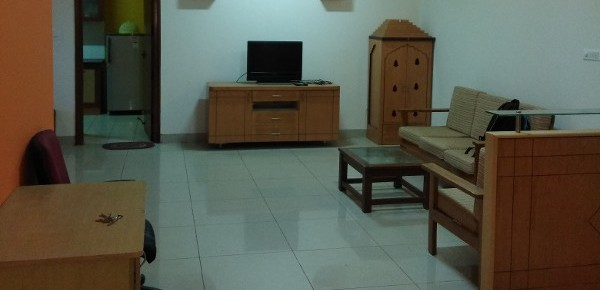 2 BHK Flat for Rent in HM Symphony, Harlur - Photo 0