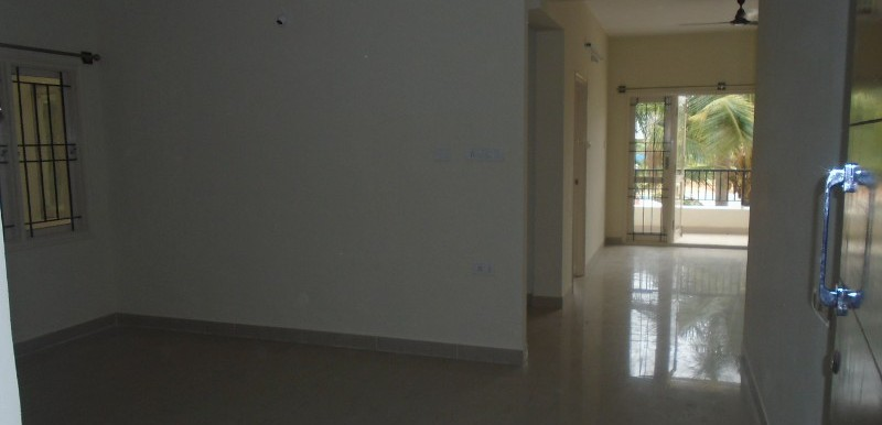 2 BHK Flat for Rent in Vidya Heritage Plaza, Mahadevapura - Photo 0