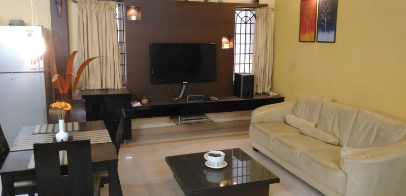3 BHK Flat for Rent in Himagiri Meadows, Bannerghatta Road - Photo 0