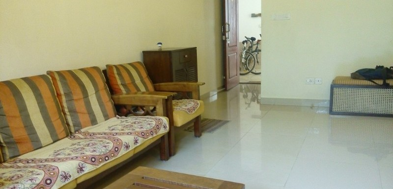 2 BHK Flat for Rent in NCC Nagarjuna Greenwoods, Sarjapur Road - Photo 0