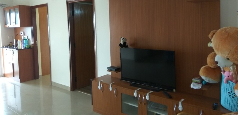 2 BHK Flat for Rent in Monarch Serenity, Kothanur - Photo 0