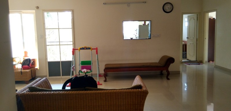 3 BHK Flat for Rent in Raja Helix, Bilekahalli - Photo 0