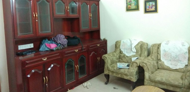 1 BHK Flat for Rent in L & T South City, Arekere - Photo 0