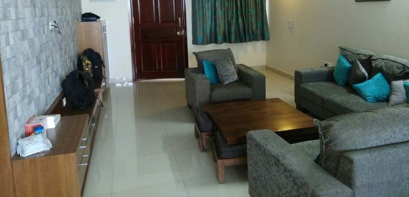 3 BHK Flat for Rent in Skylark Esta, Hoodi - Photo 0