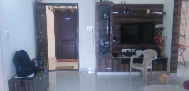 3 BHK Flat for Rent in Bhoomi Divine Apartments, Whitefield - Photo 0