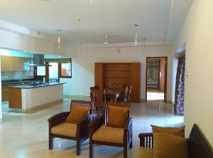 3 BHK Flat for Rent in Windmills Of Your Mind, Whitefield | Picture - 5