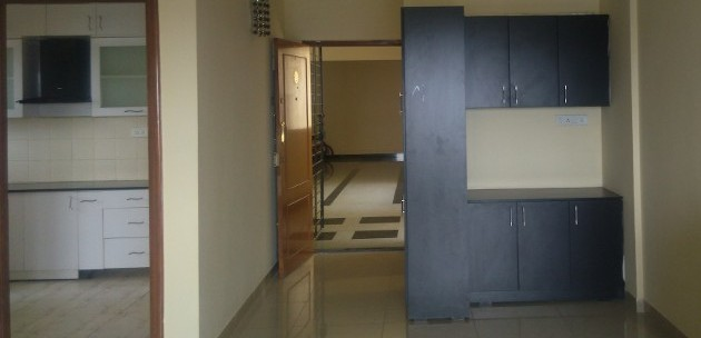 3 BHK Flat for Rent in HM World City, JP Nagar - Photo 0