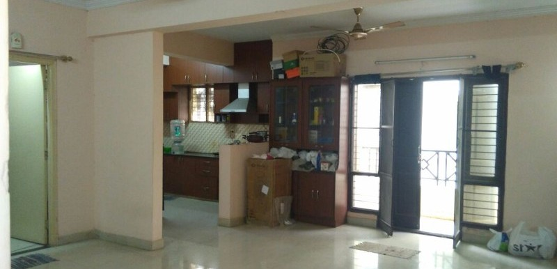 3 BHK Flat for Rent in Fortuna Siri, Old airport road - Photo 0