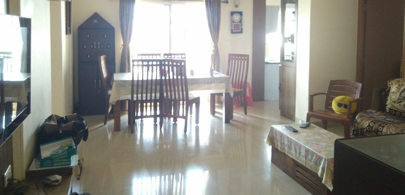 2 BHK Flat for Rent in Salarpuria Sanctity, Sarjapur Road - Photo 0