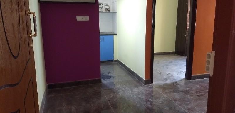 1 BHK Flat for Rent in Nandhanavan, BTM Layout - Photo 0