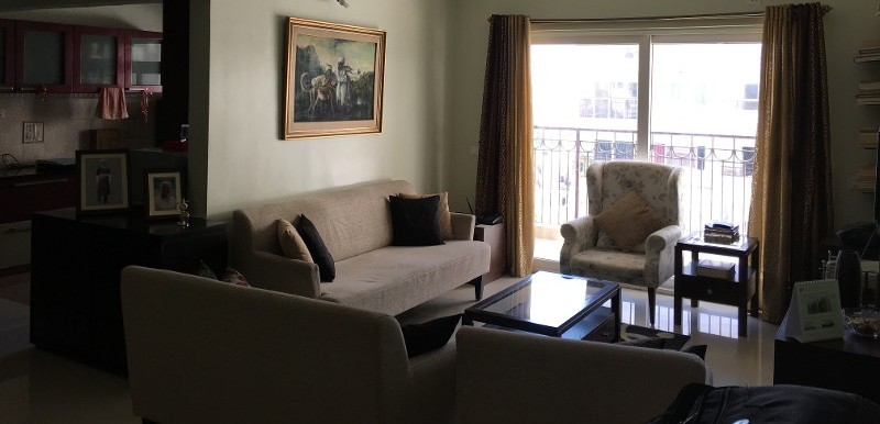 2 BHK Flat for Rent in L & T South City, Arekere - Photo 0